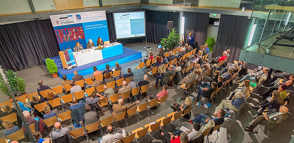 Referenz Stiftung Ettersberg Symposium 2017 Kongressmanagement